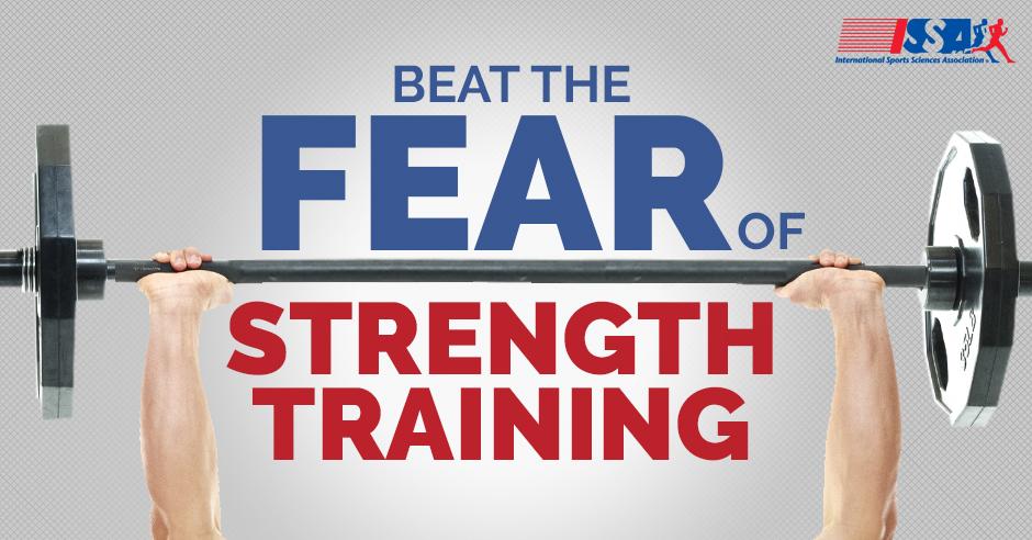 Надминете го вашиот страв од тренинг со тежина