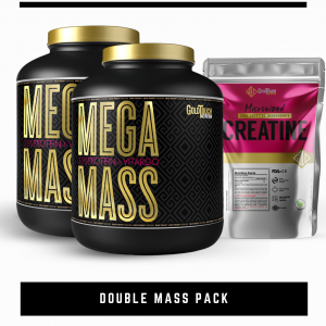 double mass pack